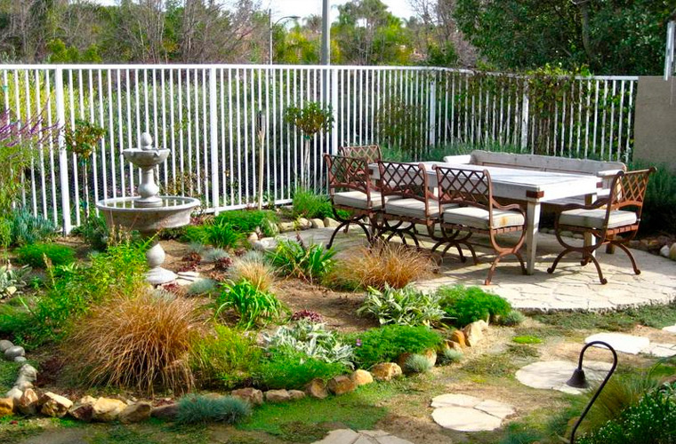Забор-в-ландшафтном-дизайне
